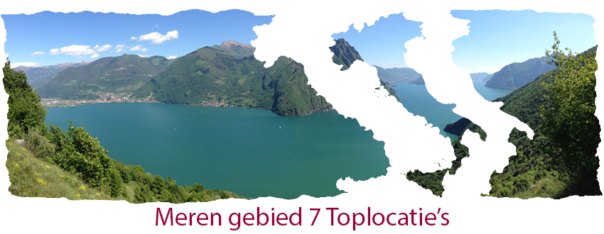 Merengebied 7 top locatie's