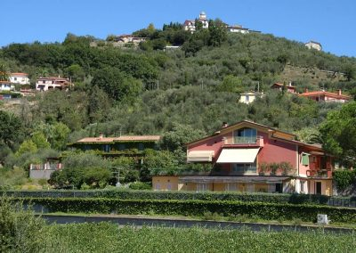 Agriturismo Monteverde appartement Glicine-01