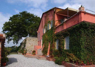 Agriturismo Monteverde appartement Iris-01