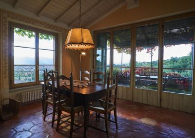 Agriturismo Monteverde appartement Melograno-06