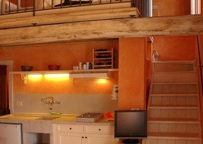 Agriturismo Monteverde appartement Nespolo-04