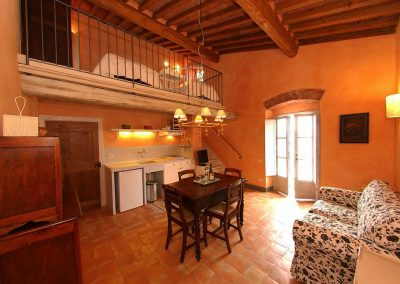 Agriturismo Monteverde appartement Nespolo-06