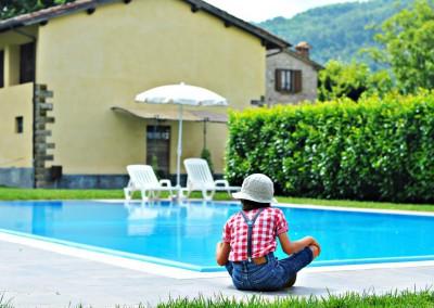 Agriturismo Il Popolano zwembad