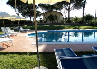 zwembad Agriturismo i Girasoli