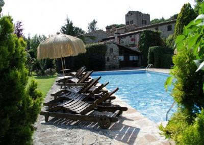 zwembad Agriturismo Il Palazzo