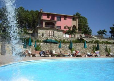 Zwembad Borgo San Pecoraio