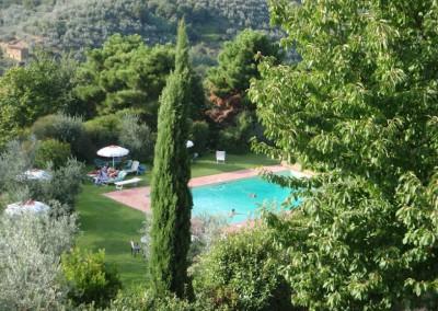 Casa Carbonaia zwembad