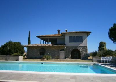 zwembad Casa Carmela