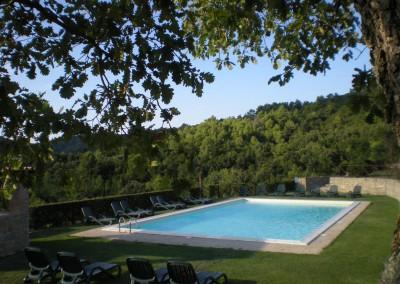 Zwembad Forte di Sorgnano