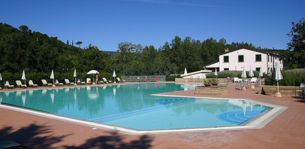 Zwembad La Stecca