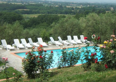 Zwembad Villa Montagna