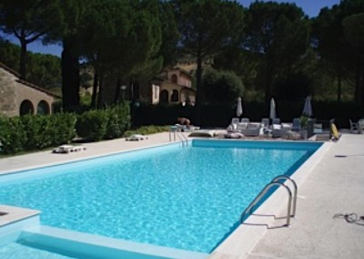 zwembad Villa Silva