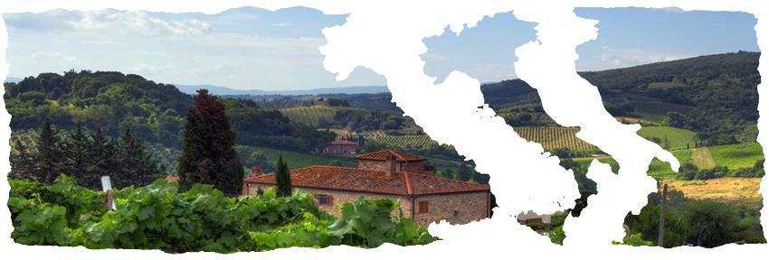 Regio hartje Toscane