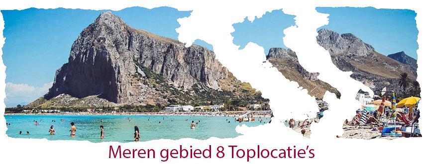 Sicilie 9 top locatie's