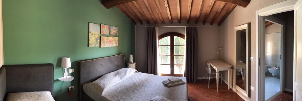 Il Borgo del Silenzio appartement ciliegio-09