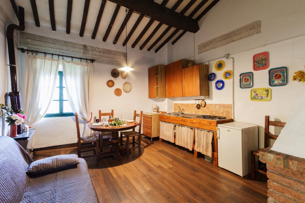 Agriturismo Lupinaio appartement Pino Toscaanse kust Casamia vakantie onder de italiaanse zon-02