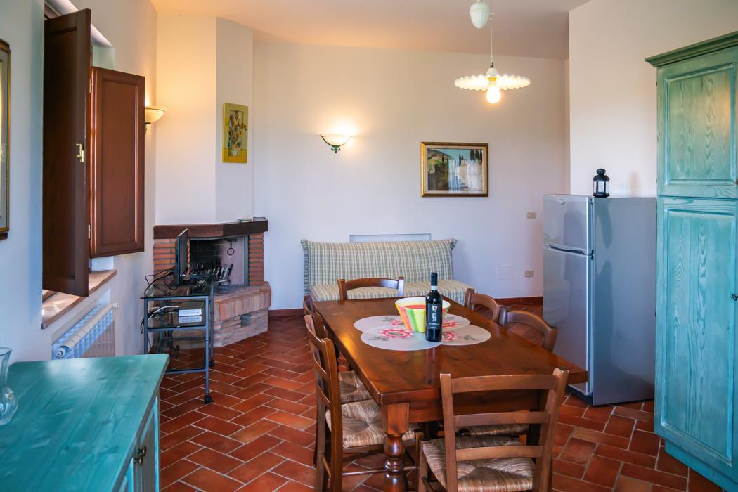 Podere Collelungo hartje Toscane Casamia vakantie onder de italiaanse zon-04