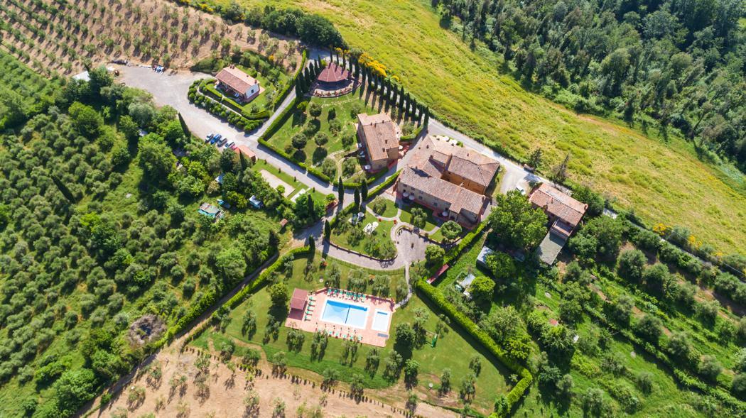 Podere Collelungo hartje Toscane Casamia vakantie onder de italiaanse zon-07