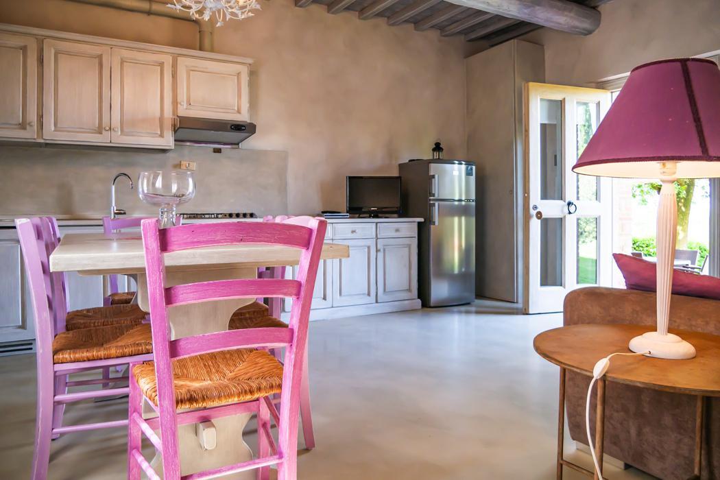 Podere Collelungo hartje Toscane Casamia vakantie onder de italiaanse zon-11