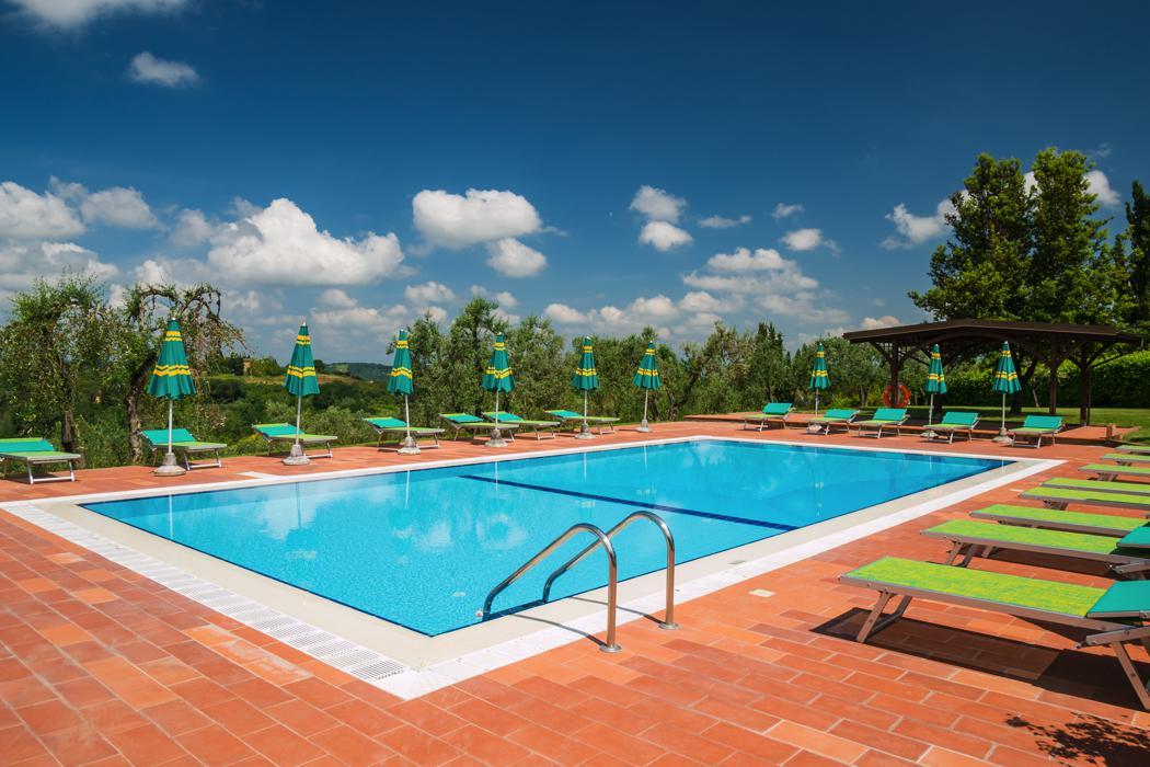 Podere Collelungo hartje Toscane Casamia vakantie onder de italiaanse zon-12
