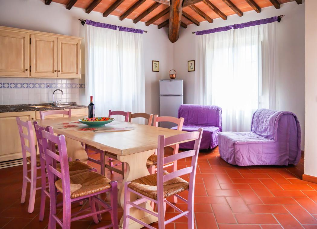 Podere Collelungo hartje Toscane Casamia vakantie onder de italiaanse zon-19