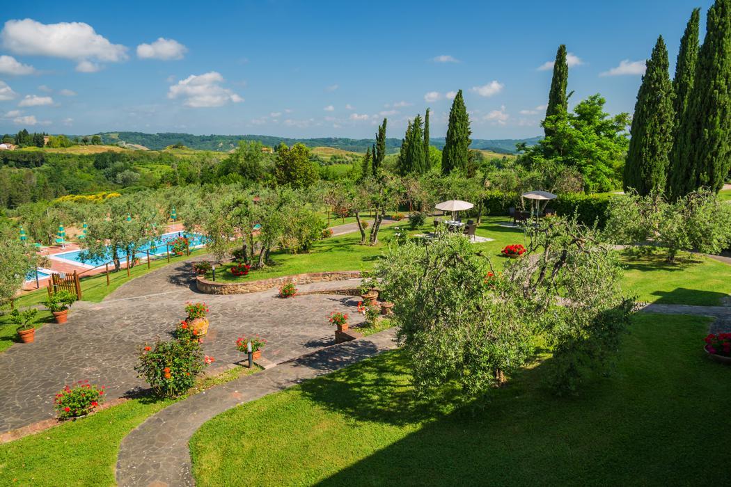 Podere Collelungo hartje Toscane Casamia vakantie onder de italiaanse zon-22