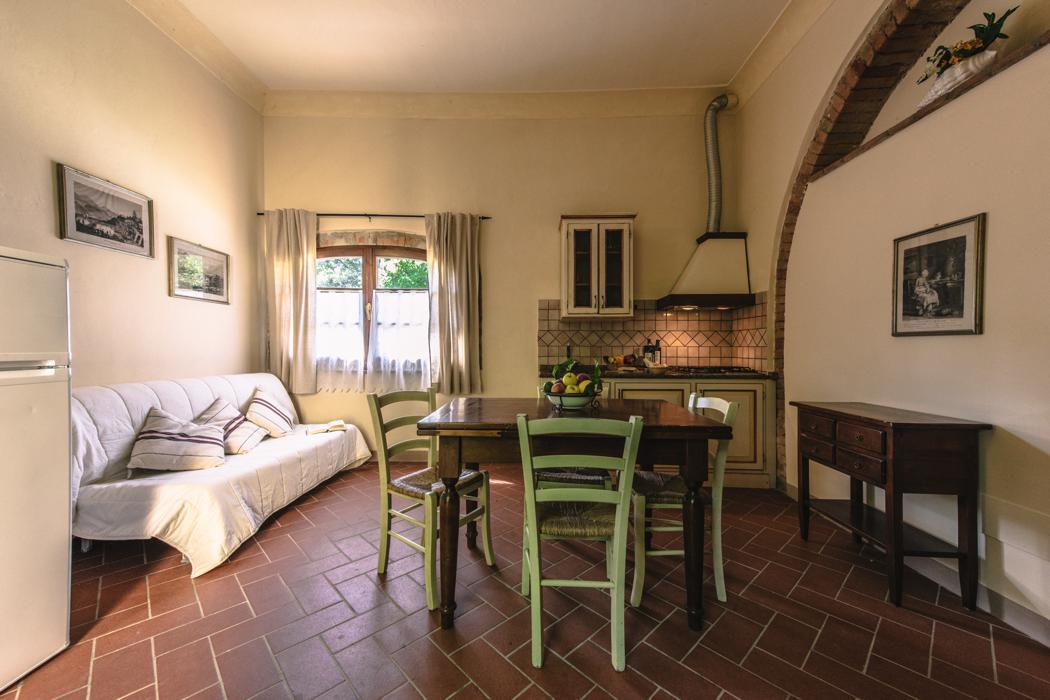Tenuta Quarrata Trilocale app 10 beg grond Noord Toscane Italie Casamia vakantie onder de italiaanse zon-05
