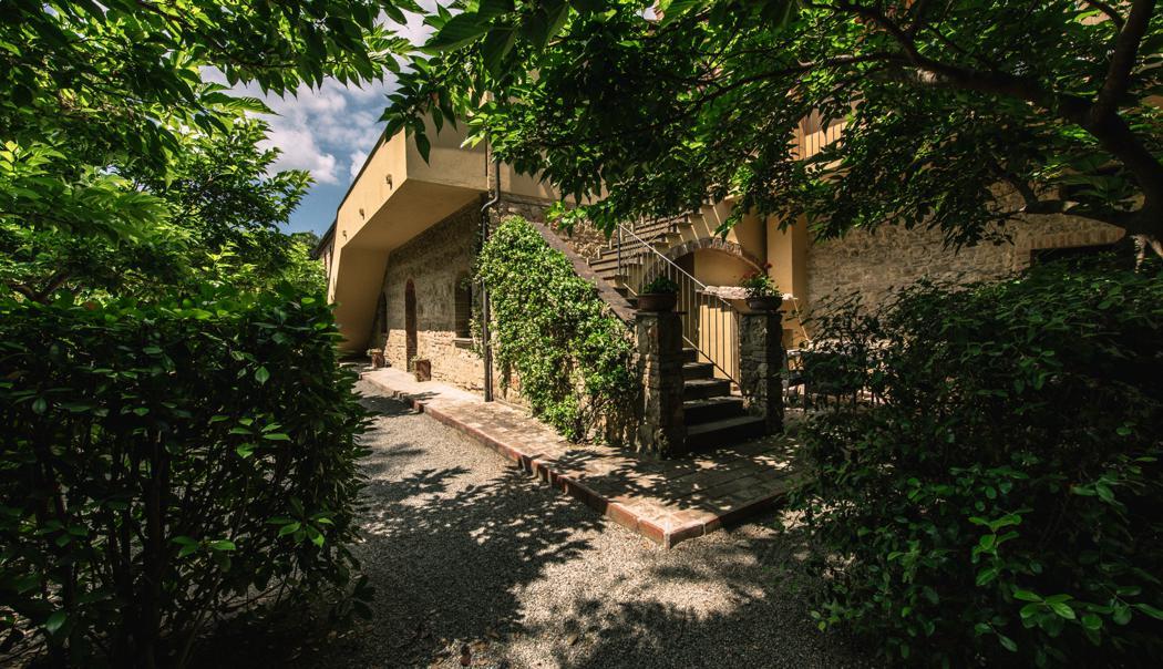 Tenuta Quarrata algemeen Noord Toscane Italie Casamia vakantie onder de italiaanse zon-10