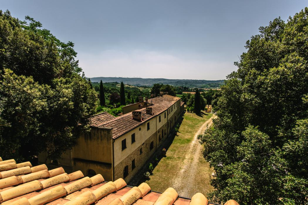 Tenuta Quarrata algemeen Noord Toscane Italie Casamia vakantie onder de italiaanse zon-25